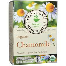 Traditional Medicinals Chamomile Tea