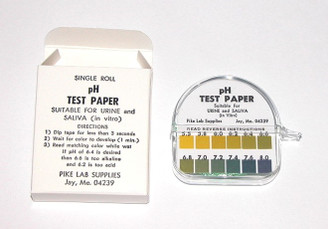 pH Testing Tape Roll