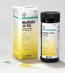 Multistix 10sg Urine Strips