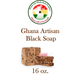 Black Soap 16oz