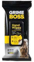 Boss Grime 10CT Hand Clean Wipes