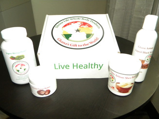 Healthy Living Box