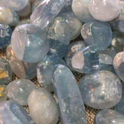 Celestite for angel communication, soul purpose, deep peace