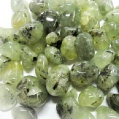 Prehnite for unconditional love, healing healers