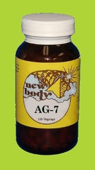 AG-7 Herbal Formula 100 Vegicaps
