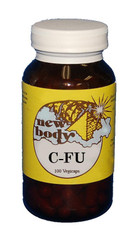 C-FU (Cold & Flu) Herbal Formula 100 Vegicaps