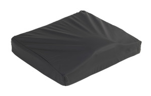 """Titanium Gel/Foam Wheelchair Cushion, 20"""" x 18"""""""