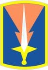 STICKER US ARMY UNIT1107th Signal Brigade COL