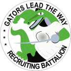STICKER US ARMY UNIT Tampa Recruiting Battalion