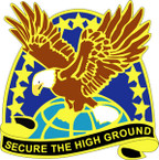 STICKER US ARMY UNIT Space and Missile Defense Command