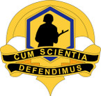 STICKER US ARMY UNIT Soldier and Biological Chemical Command