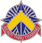 STICKER US ARMY UNIT Seventh Army Training Command