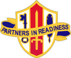 STICKER US ARMY UNIT Reserve Joint and Special Troops Support Command