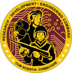 STICKER US ARMY UNIT Research, Development and Engineering Command