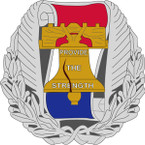 STICKER US ARMY UNIT Recruiting Command