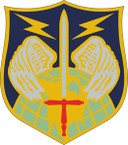 STICKER US ARMY UNIT North American Aerospace Defense Command