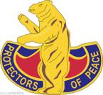 STICKER US ARMY UNIT Missouri Army National Guard