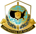 STICKER US ARMY UNIT Mission and Installation Contracting Command