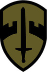 STICKER US ARMY UNIT Military Assistance Command COLP