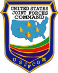 STICKER US ARMY UNIT Joint Forces Command