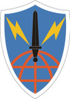 STICKER US ARMY UNIT Information Systems Engineering Command SHIELD