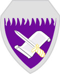 STICKER US ARMY UNIT Civil Affairs School