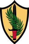 STICKER US ARMY UNIT Civil Affairs & Psychological Operations Cmd
