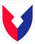 STICKER US ARMY UNIT Army Materiel Command SHIELD