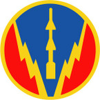 STICKER US ARMY UNIT Air Defense Artillery School