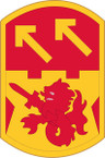 STICKER US ARMY UNIT 94 Army Air Missile Defense Command SHIELD