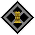 STICKER US ARMY UNIT 926th Engineer Brigade