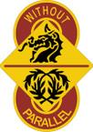STICKER US ARMY UNIT 8th Transportation Brigade SHIELD