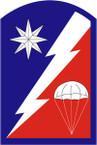 STICKER US ARMY UNIT 82nd Sustainment Brigade SHIELD