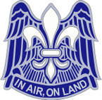 STICKER US ARMY UNIT 82nd Airborne Division