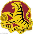 STICKER US ARMY UNIT 78th Transportation Battalion