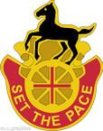 STICKER US ARMY UNIT 72nd Transportation Battalion