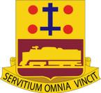 STICKER US ARMY UNIT 718th Transportation Battalion CREST