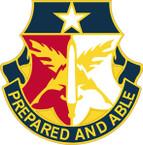 STICKER US ARMY UNIT 67th Adjutant General Battalion
