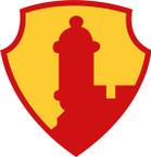 STICKER US ARMY UNIT 65th Regional Readiness Command SHIELD