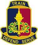 STICKER US ARMY UNIT 6 Adjutant General Bn