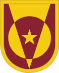STICKER US ARMY UNIT 5th Transportation Command SHIELD
