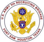 STICKER US ARMY UNIT 5th Recruiting Brigade