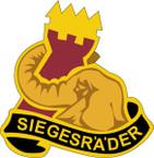 STICKER US ARMY UNIT 53rd Transportation Battalion