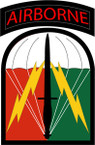 STICKER US ARMY UNIT 528th Sustainment Brigade SHIELD