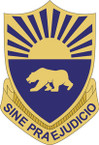 STICKER US ARMY UNIT 508TH MILITARY INTELLIGENCE BATTALION