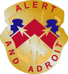 STICKER US ARMY UNIT 49th Defense Artillery Group