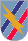 STICKER US ARMY UNIT 48th Infantry Brigade SHIELD
