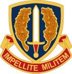 STICKER US ARMY UNIT 42nd Adjutant General Battalion