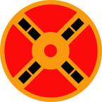 STICKER US ARMY UNIT 425th Transportation Brigade SHIELD
