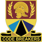 STICKER US ARMY UNIT 420 Transportation Battalion CREST
